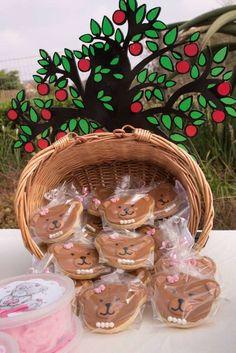 Mikayla's Teddy Bears picnic   CatchMyParty.com