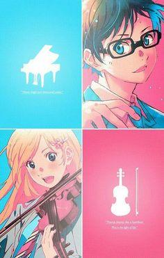 Manga Anime, Fanarts Anime, Manga Art, Anime Art, I Love Anime, Me Me Me Anime, Kaori Anime, Miyazono Kaori, Anime Triste