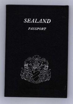 passeport Sealand