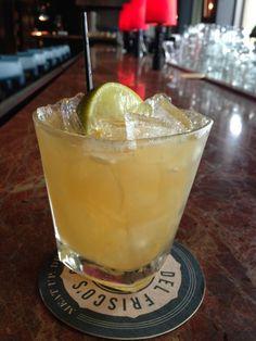 RECIPE: Del Frisco's Georgia Peach Cocktail