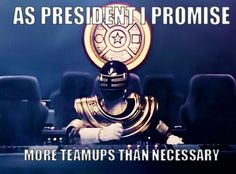 I don't find this that funny, cuz I LOVE team-ups, but I also love me some Gold Ranger, and Tommy can't have ALL the memes. Power Rangers Memes, All Power Rangers, The Power Of Love, Mythical Creatures, Mythology, Ss, Cartoons, Hero, Science