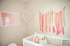Sloane's Coral and Teal Nursery - Project Nursery