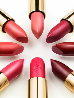 Lancôme L'Absolu Rouge lipstick. I will never use another brand again. The deeply replenishing moisture boosting feeling is AMAZING. I have Merlot Pearl.. Now I want every color!