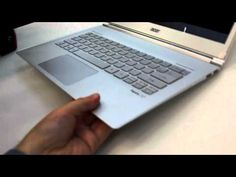 Acer Aspire S7 touchscreen ultra book with Windows 8 - The Verge at Computex Taipei