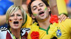 Copa Mundial de la FIFA Brasil 2014: Brazil-Germany - Fotos » - FIFA.com