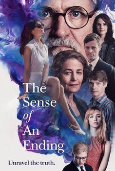 Jim Broadbent, Charlotte Rampling, Emily Mortimer, and Michelle Dockery in The Sense of an Ending (2017)