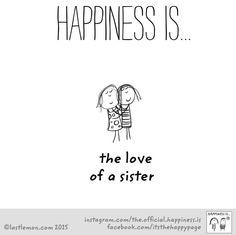 Sister love..