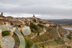 The medieval village of #Maderuelo.  Find all the information to plan your trip to #Hoces_del_Riaza in www.qnatur.com