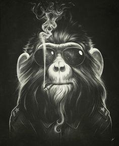 Poster | SMOKE 'EM IF YOU GOT 'EM von Dr. Lukas Brezak