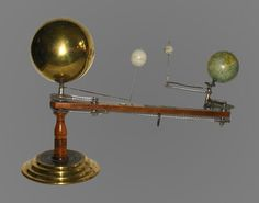 Trippensee Planetarium Company, Tellurian 7. Find this and other natural history collectibles at CuratorsEye.com.
