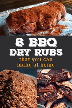 Looking for a great dry rub for your next barbecue? Whether you're cooking pulled pork, smoked chicken or beef brisket you'll find a delicious rub recipe. via @smokedbbqsource