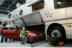 RVs with Carports