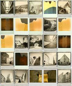 Photography, Polaroid, instant film in Construction, Edifice, Polaroid SX 70 - Image #511123