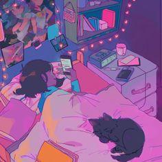 Aesthetic Art, Aesthetic Anime, Equipe Rocket Pokemon, Arte Grunge, Japon Illustration, Anime Scenery Wallpaper, Kawaii Art, Art Background, Animes Wallpapers