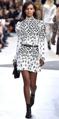 Runway Looks We Love: Louis Vuitton - Fall/Winter 2015 from #InStyle