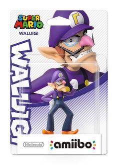 Amiibo Waluigi (Super Mario Collection) - WII U - Acheter vendre sur Référence Gaming