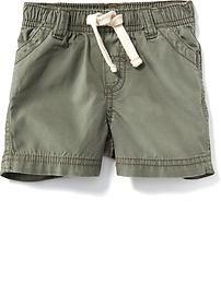 Canvas Shorts for Boys