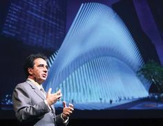 Santiago Calatrava: More clever building & bridges (and some really unusual sketches in fashion and racing if you go back far enough). Milwaukee Art Museum, Santiago Calatrava, World Trade Center, Ny Times, Sketches, Architecture, Concert, People, Building Bridges