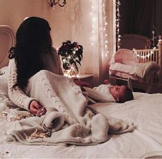 Fairy lights and cuddles