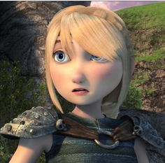 Astrid is so pretty in RTTE <--- beautiful, georgeous, a piece of gold --> not to mention, she's my favorite character of the whole franchise!
