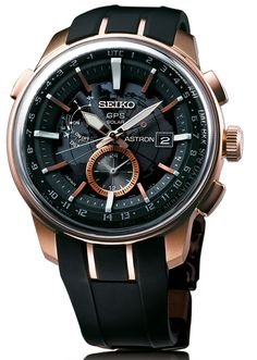 99aa711a8eb Seiko has been putting serious resources into the success of their Seiko  Astron GPS Solar watch