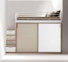 With the touch of a top inside designer Setting up and also style a small bedroom can be carried out in mins, as an examples ideas with Storage, Layout, For Women or Young boy. Small Bedroom Designs, Small Room Design, Home Room Design, Small Room Bedroom, Bedroom Loft, Home Bedroom, Girls Bedroom, Bedroom Decor, Bedroom Ideas