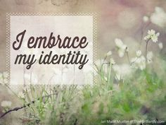 Positive Affirmation: I am bold and confident..