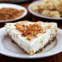 Pineapple Mango Cheesecake