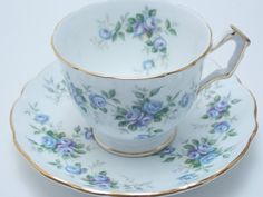 Aynsley Vintage Fine Bone China Tea Cup and by TheVintageFind1