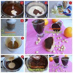 Evde Sarelle ( Nutella ) Nasıl Yapılır | Resimli Yemek Tarifleri Hayalimdeki Yemekler