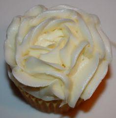 Christy: Italian Cream Cake Cupcakes