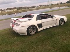 Pontiac Fiero, Cool Cars, 1980s, Study, Trucks, Studio, Truck, Studying, Research
