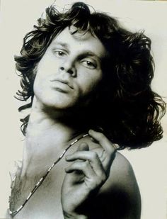 Jim Morrison - Pure perfection.