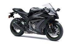 Da Kawazaki, a Ninja ZX 10R tem propulsor de 998 cc e 209 cavalos de potência a 13.000 rpm, que ofer... - Foto: Reprodução