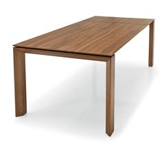 Calligaris  Dining Tables. Omnia Wood Extension. Voyager furniture.