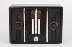 Vintage Art Deco Emerson 17 B methuselahpalooza