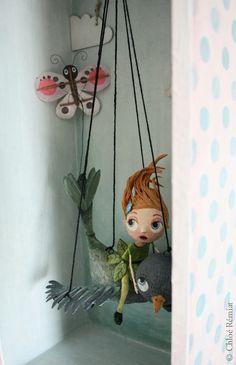 Thumbelina by Chloe Remiat