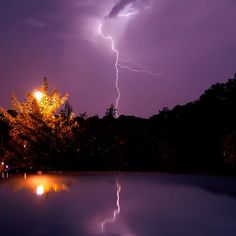 Lightning Crashes I by D.James | Darren J. Ryan, via Flickr