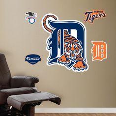 bedroom ideas on pinterest detroit tigers baseball detroit tigers