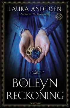 The Boleyn Reckoning (The Boleyn Trilogy, #3)- This book wasn't excellent by any means but I did find it to be a fitting end to Andersen's Boleyn King trilogy.