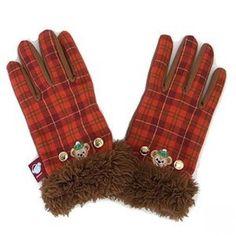 Duffy Sherry MAE Gloves XMAS2012 Tokyo Disney SEA Limited 01146 | eBay