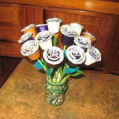 Canvi de pell: Flors de càpsules de cafè