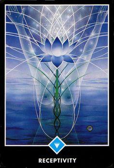 Ricettività Regina d'acqua: La Regina d'Acqua è gratitudine, assenza di limiti e confini nei confronti della vita, senza aspettative o pretese. Semplicemente ascolto, sensibilità, intuizione e compassione.