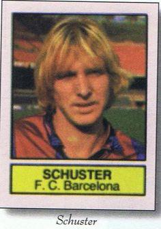 El Barça de 1980-81  SCHUSTER