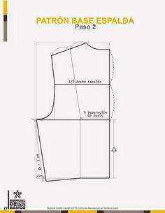 modelist kitapları: Manual-de-Patronaje-Basico-e-Interpretacion-de-Disenos Sewing Doll Clothes, Sewing Dolls, Skirt Patterns Sewing, Coat Patterns, Pants Pattern, Pattern Blocks, Modelista, Types Of Craft, Sewing Basics