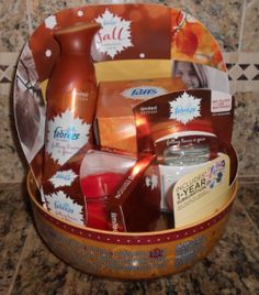 Walmart: Febreze Gift Basket FREE after rebate – Gifts Best Gift Baskets, Gift Baskets For Men, Themed Gift Baskets, Wine Gift Baskets, Fall Gifts, Thanksgiving Gifts, Christmas Gifts, Thanksgiving Decorations, Thanksgiving Care Package