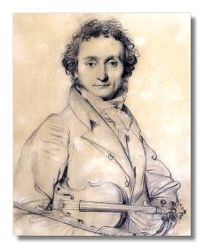 Niccolo Paganini (27 October 1782 – 27 May 1840) was an Italian violinist, violist, guitarist, and composer. He was one of the most celebrated violin virtuosi of his time, and left his mark as one of the pillars of modern violin technique.