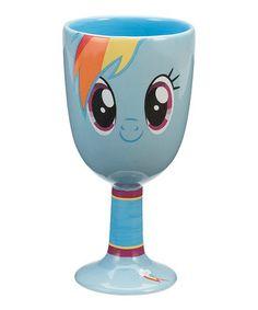 My Little Pony Rainbow Dash Goblet