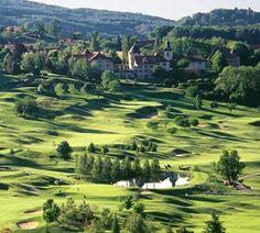 Découvrez les photos du Golf club d'Esery