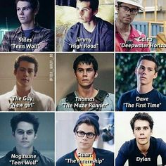 "7,229 Me gusta, 181 comentarios - TEEN WOLF ® (@tvseriesarmy) en Instagram: ""Which is your favorite? /Hangisi favorin? -Sharman"""